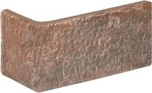 Плитка настенная Ragno Fornace Angolo Rosso угловая