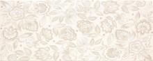Плитка настенная Venus Aria Flowers Beige