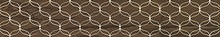 Бордюр VitrA Ethereal коричневый