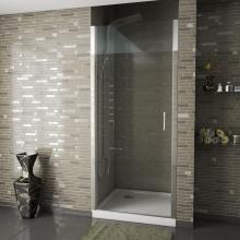 Душевая дверь в нишу распашная Alvaro Banos Granada D90.11 Cromo 90 см