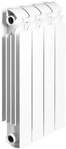 Радиатор алюминиевый Global Vox R 500 4 секции