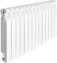 Радиатор алюминиевый Global Iseo 500 14 секций