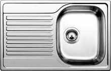 Мойка кухонная Blanco Tipo 45 S Compact сталь матовая