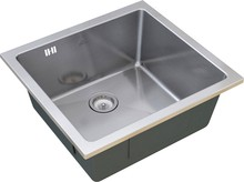Мойка кухонная Steel Hammer R FILO SH R 4444