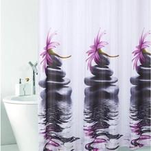 Штора для ванной Dasch 180х200 Дзен