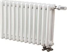 Радиатор стальной Arbonia 3030/12 N69 твв 3-трубчатый, нижняя подводка, встроенный вентиль