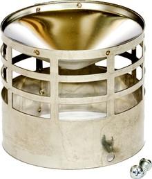 Колпак Ariston 3318027 80 мм, для раздельных труб
