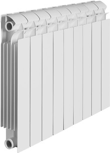 Радиатор биметаллический Global Style Plus 350 9 секций
