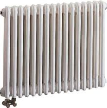 Радиатор стальной Zehnder Charleston Completto 2050/16 2-трубчатый, подключение 223