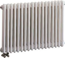 Радиатор стальной Zehnder Charleston Completto 2050/18 2-трубчатый, подключение 223