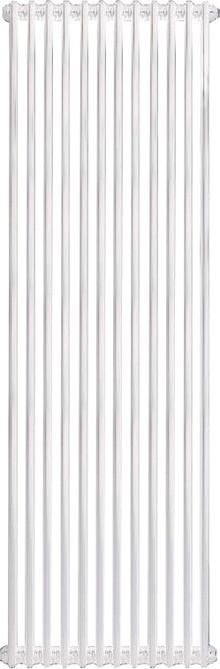 Радиатор стальной Zehnder Charleston Completto 2180/12 2-трубчатый, подключение V002