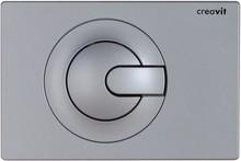 Кнопка смыва Creavit Power GP5002.00 серый матовый