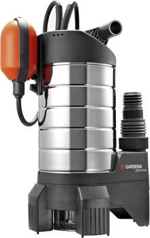 Дренажный насос Gardena Premium 20000 inox для грязной воды