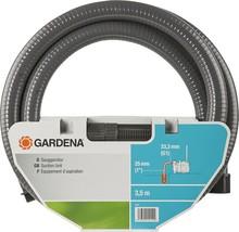 Шланг Gardena 01411-20 (бухта: 3,5 м), заборный