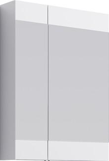 Зеркало-шкаф Aqwella Brig 60 белое
