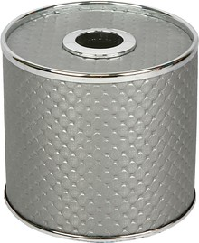 Бокс для салфеток Geralis S-PHH серебро, хром