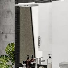 Зеркало-шкаф ValenHouse Ривьера 70 фурнитура хром
