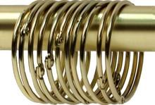 Крючок для шторы Bath Plus Decor collection KDC-08 золотой