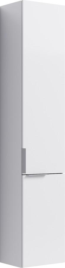 Шкаф-пенал Aqwella Brig 30 подвесной, белый