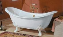 Чугунная ванна Magliezza Julietta 183x78 (ножки белые)