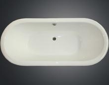 Чугунная ванна Magliezza Rosabella 170x75