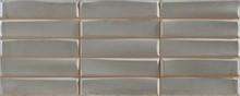 Плитка настенная Argenta Ceramica Camargue Mosaic Plomo 20x50