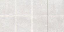 Декор Ceramica Classic Bastion серый 20х40 с пропилами