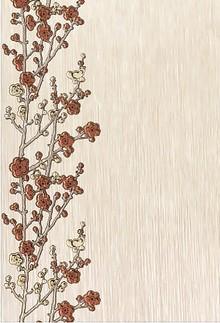 Декор Керамин Сакура 1Н