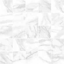Мозаика Laparet Olimpus 25х25 белая
