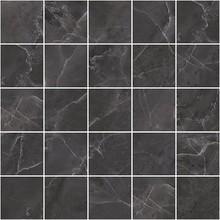 Мозаика Laparet Olimpus 25х25 черная