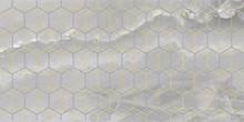 Декор Laparet Prime 25х50 серый